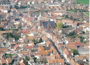 Ma ville Sainghin-en-weppes
