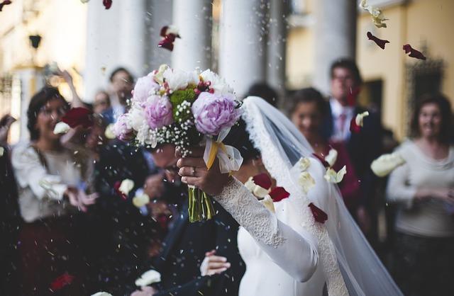 Mariage à bosceawy