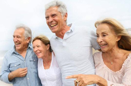 seniors autonomes