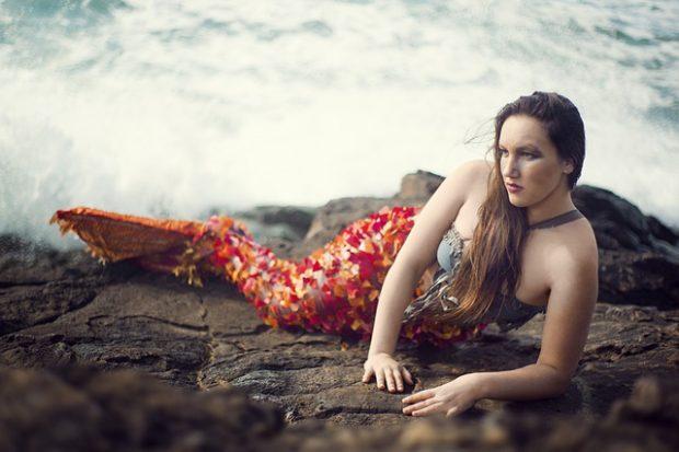 Le Le mermaiding est devenue une tendance incontournable.